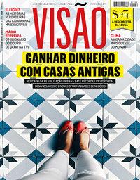 capa Visão de 25 setembro 2019