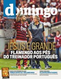 capa Domingo CM de 6 outubro 2019