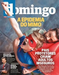 capa Domingo CM de 13 outubro 2019