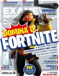 capa Exame Informática de 1 outubro 2019