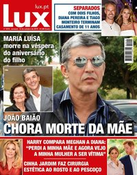 capa Lux de 10 outubro 2019