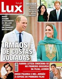 capa Lux de 24 outubro 2019