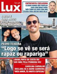 capa Lux de 31 outubro 2019