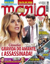 capa Maria de 3 outubro 2019