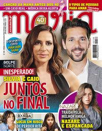 capa Maria de 10 outubro 2019