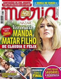capa Maria de 17 outubro 2019