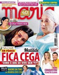 capa Maria de 24 outubro 2019