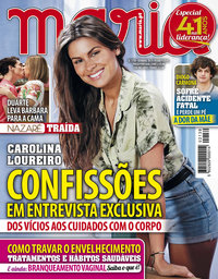 capa Maria de 31 outubro 2019
