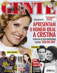 capa Nova Gente de 16 outubro 2019