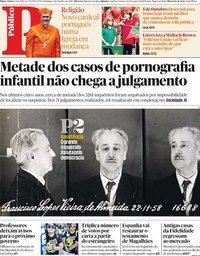 capa Público de 6 outubro 2019