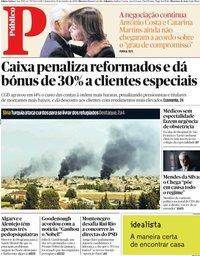 capa Público de 10 outubro 2019