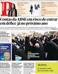 capa Público de 30 outubro 2019