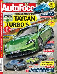 capa Revista Auto Foco de 3 outubro 2019