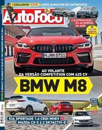 capa Revista Auto Foco de 10 outubro 2019