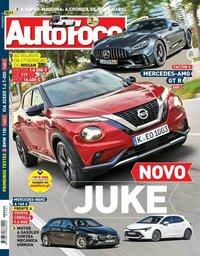 capa Revista Auto Foco de 17 outubro 2019