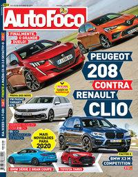 capa Revista Auto Foco de 24 outubro 2019