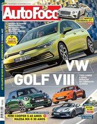 capa Revista Auto Foco de 31 outubro 2019