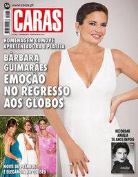 capa Revista Caras de 3 outubro 2019