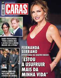 capa Revista Caras de 10 outubro 2019