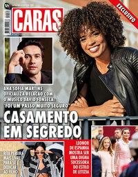 capa Revista Caras de 17 outubro 2019