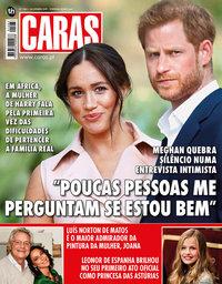 capa Revista Caras de 24 outubro 2019