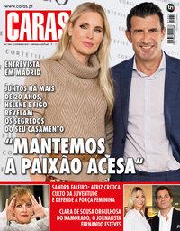capa Revista Caras de 31 outubro 2019