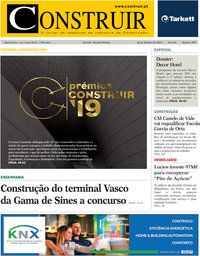 capa Revista Construir