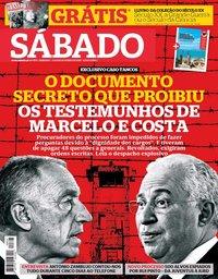 capa Revista Sábado de 3 outubro 2019