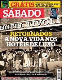 capa Revista Sábado de 24 outubro 2019