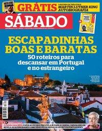 capa Revista Sábado de 31 outubro 2019