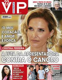 capa VIP de 5 outubro 2019