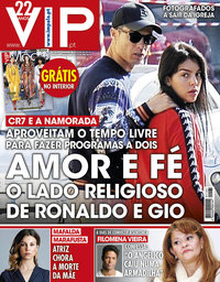 capa VIP de 12 outubro 2019