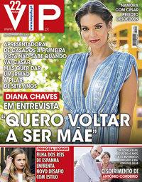 capa VIP de 19 outubro 2019
