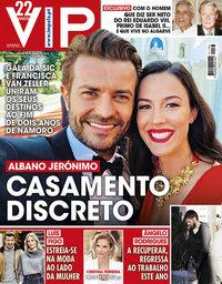 capa VIP de 26 outubro 2019