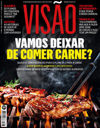 capa Visão de 2 outubro 2019