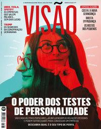 capa Visão de 10 outubro 2019