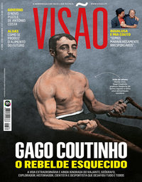 capa Visão de 16 outubro 2019
