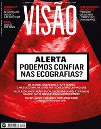 capa Visão de 24 outubro 2019