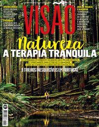 capa Visão de 30 outubro 2019