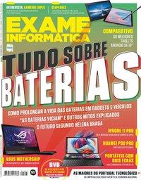 capa Exame Informática de 1 novembro 2019