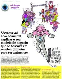 capa Inimigo Público de 1 novembro 2019