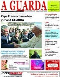 capa Jornal A Guarda