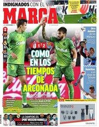 capa Jornal Marca de 4 novembro 2019