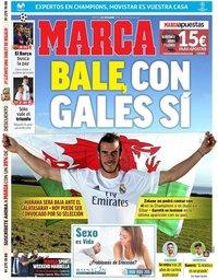 capa Jornal Marca de 5 novembro 2019