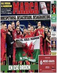capa Jornal Marca de 21 novembro 2019