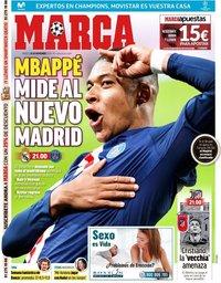 capa Jornal Marca de 26 novembro 2019