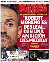 capa Jornal Marca de 28 novembro 2019