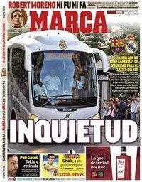 capa Jornal Marca de 29 novembro 2019