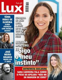 capa Lux de 21 novembro 2019