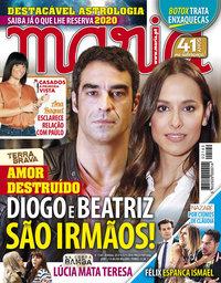 capa Maria de 7 novembro 2019